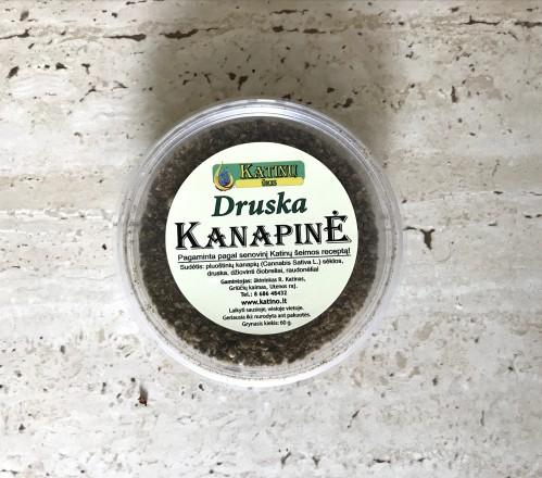 Kanapinė druska, 60 g