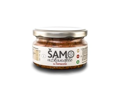 Šamo užkandėlė su paprika (190g)